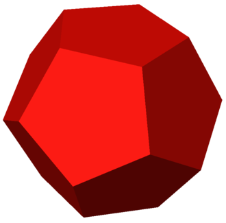 Capsid - Dodecahedron