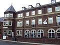 Unite, trade union offices, Call Lane, Leeds - DSC07545.JPG