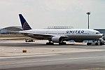 United Airlines, N784UA, Boeing 777-222 ER (43672522344).jpg