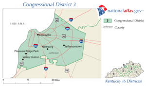 United States House of Representatives, Kentucky District 3 map.png