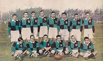 Club Universitario de Buenos Aires - The 1931 team that won the URBA championship.