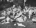University of Washington fraternity party on a lawn (4724288617).jpg