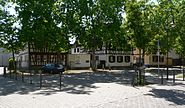 Unterliederbach Marktplatz 1