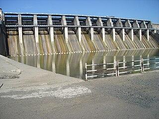 Upper Wardha Dam dam in Morshi