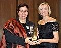 Ute Schaeffer at AIB Awards (2009).jpg