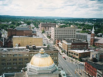 Mohawk Valley region - Image: Utica 97 002