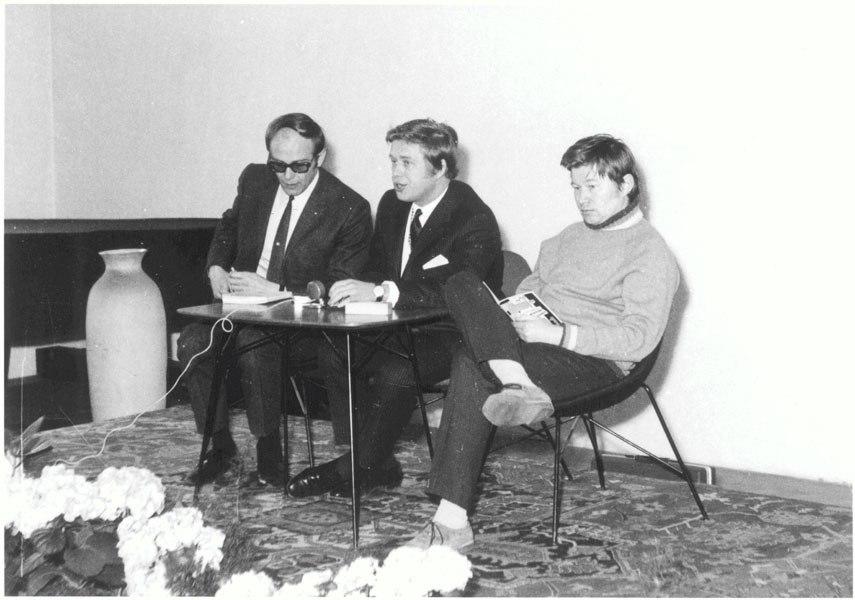 Václav Havel čtení 1969
