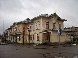 Vänersborg Municipality - Vänersborg Railway Station