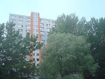 Ako do Vígľašská hromadnou dopravou - O mieste