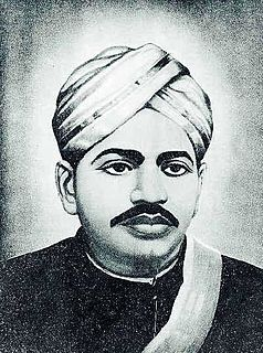 V. O. Chidambaram Pillai Tamil Freedom fighter and leader of Indian National Congress