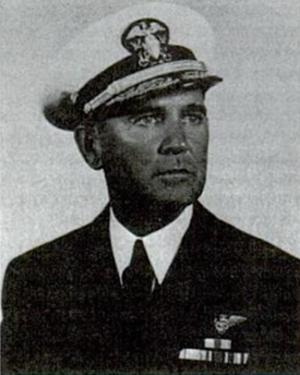 John D. Price - Image: VADM John Dale Price USN aviator 1892 1957