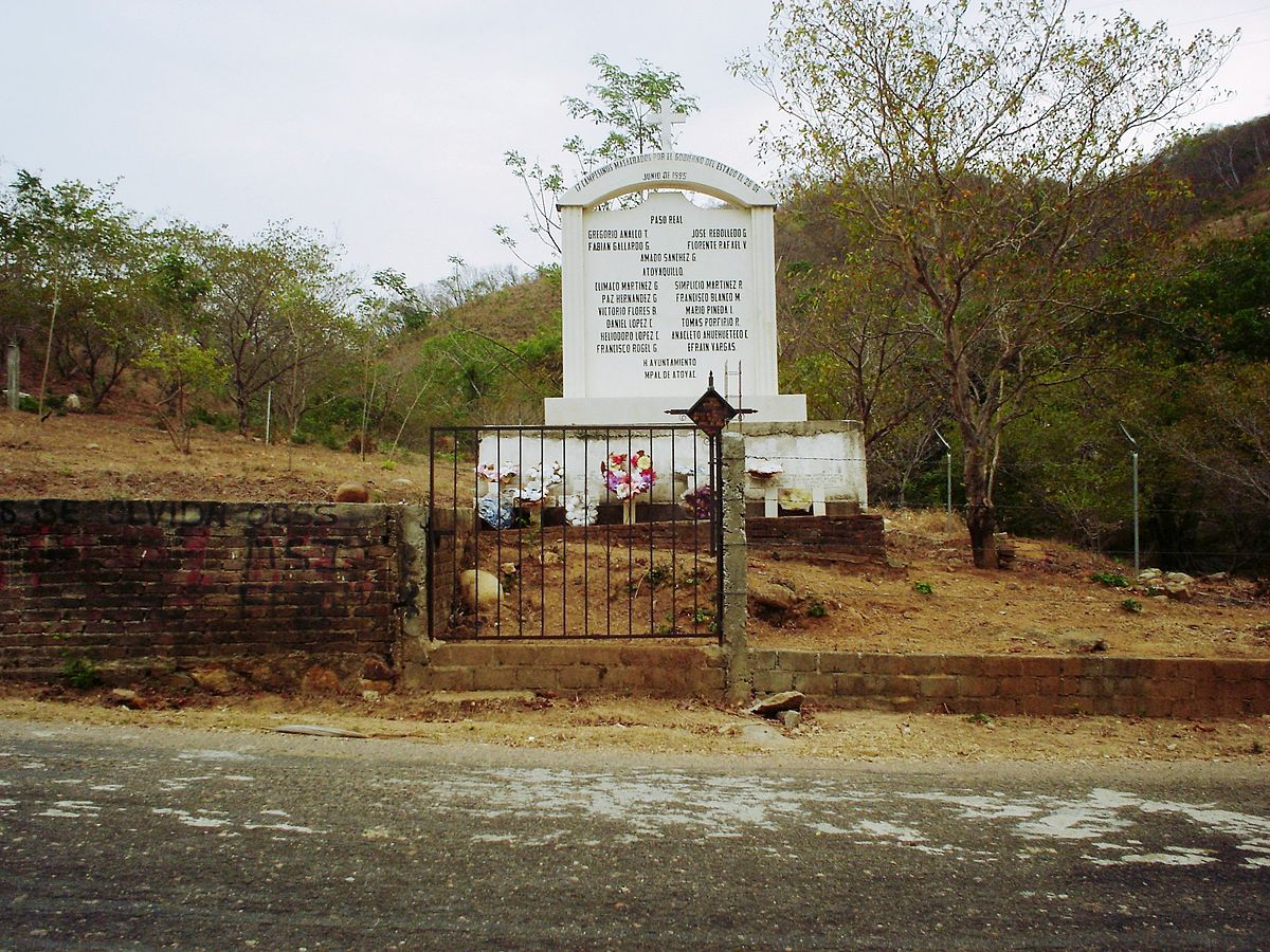 Aguas Blancas Massacre Wikipedia