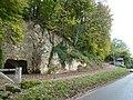 Valkenburg-Romeinse catacomben.JPG