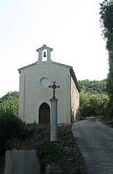 The church of Valmascle