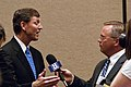 Vander Plaats interview after debate (4568867111).jpg