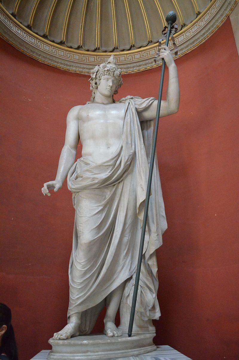 Antinoo: il giovane che divenne un dio