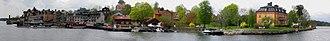 Vaxholm - Panorama