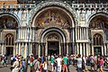 Venice city scenes - in St. Mark's square - elorate paintings (11002373813).jpg