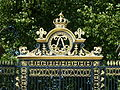 Versailles Potager du Roi Grille du Roi fronton.jpg