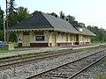 Via Rail Station-Matapedia QC-July 31 2006.jpg