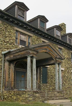 Wyatt & Nolting - Victor Cullen Center, Old Administration Building