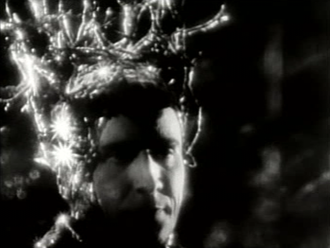 A Midsummer Night's Dream (1935 film) - Victor Jory as Oberon in an outtake