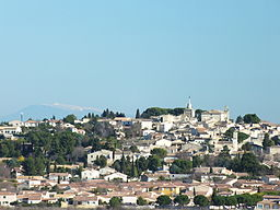 View of Pic Mont Ventoux from Ambrussum 0388.JPG