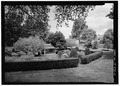 View of Sunken Garden from south. - Hill-Stead, 35 Mountain Road, Farmington, Hartford County, CT HABS CT-472-11.tif