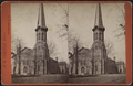 View of a Church, Lockport, N.Y, from Robert N. Dennis collection of stereoscopic views.png