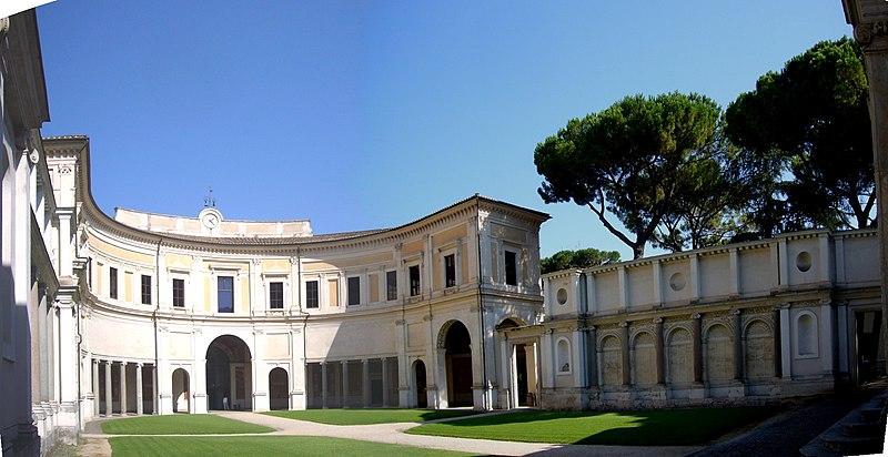 File:Villa Giulia cortile 1040216-7.JPG
