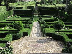 Villa I Tatti - The gardens