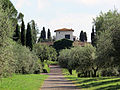 Villa palmieri, ingresso villa secondaria 01.JPG