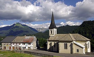 La Côte-dArbroz Commune in Auvergne-Rhône-Alpes, France