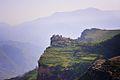 Village and Crops, Haraz Mtns, Yemen (16049759010).jpg