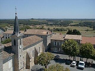 Villefranche-de-Lonchat Commune in Nouvelle-Aquitaine, France