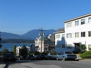 Kitsilano - Vine Street in Kitsilano