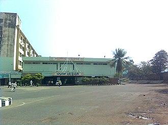 Andhra Pradesh State Road Transport Corporation -  Dwaraka Bus Station Visakhapatnam