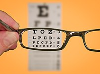 Vision Of Eyechart With Glasses (5547069087).jpg