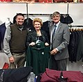 Visiting Rehman's Clothing in St. Johns on small business tour. (31033240095).jpg