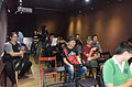 Visitors on Chairs before Event Opening 20151118b.jpg