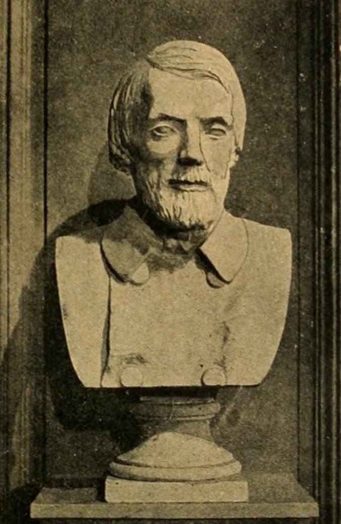 Vissarion Belinsky Bust