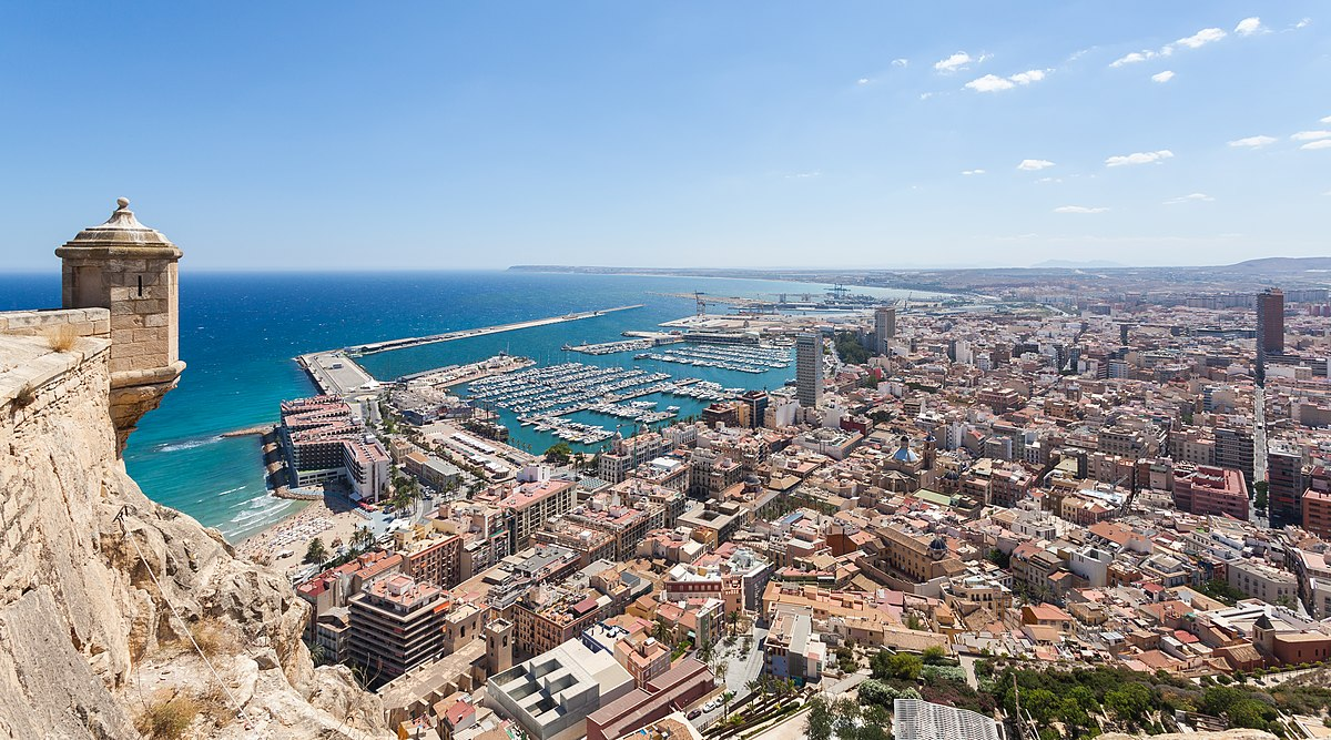 Alicante wikipedia - Centro de negocios en alicante ...
