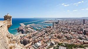 Vista de Alicante, España, 2014-07-04, DD 49