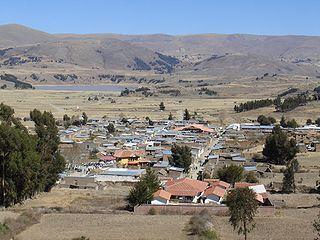 Vacas, Cochabamba Place in Cochabamba Department, Bolivia
