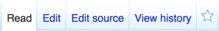 VisualEditor read edit source edit view history.png