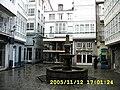 Viveiro, praza da Fonte Nova, casa de Hernán Naval Parapar.jpg