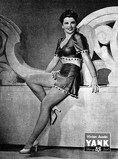 Vivian Austin American actress