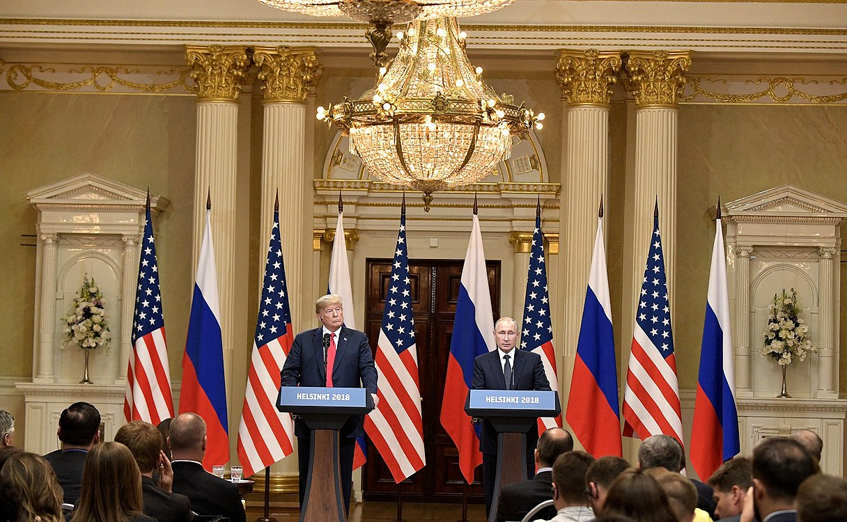 Vladimir Putin & Donald Trump in Helsinki, 16 July 2018 (7).jpg