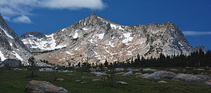 Vogelsang Peak - Image: Vogelsang Peak. Yosemite National Park, California, USA