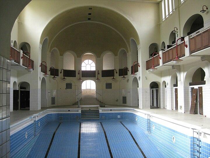 Volksbad Nuremberg Hall 1